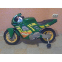 Moto De Bateria (bateria Mala)