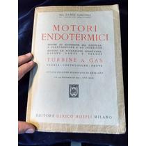 Libro De Motores A Combustión Interna Italiano