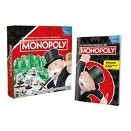 Hasbro Coleccion Nº01 Monopoly Clarin Juegos De Mesa