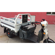 Zanella Tricargo 125 Ciclomotor Reparto/ Carga- Entreg Inm
