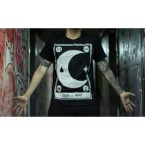 Remera Make A Wish 13moon - Rock - Metal - Core - Dark Goth