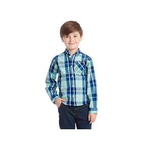 Camisa Refill Estampada Pr-2584492