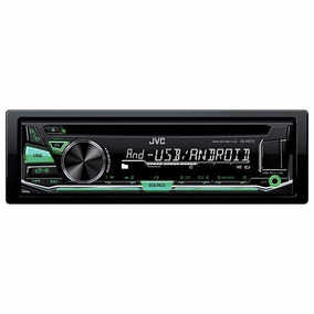 Stereo Jvc Kd-r570 Usb / Aux In - Negro
