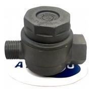 Filtro De Agua De Aluminio Con Bypass 1/2 X 1/2 Italiano Pa
