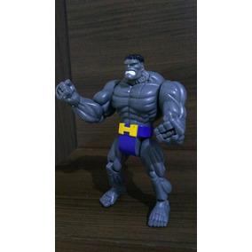 Boneco Hulk Marvel Vingadores Que Transforma Em Dinossauro
