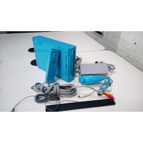 *se Vende Nintendo Wii Con Chip Azul*