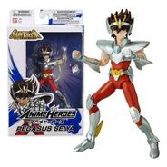 Boneco Pegasus Seiya Anime Heroes - Cavaleiros Do Zodíaco