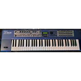 Teclado Sintetizador Roland Jx 305