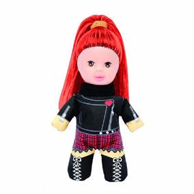 Boneca Fofolete Dark Fashion - Scarlet Vampira