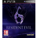 Resident Evil 6 Ps3 Español + Los Dlcs Digital Tenelo Hoy!
