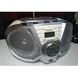 Radio Reproductor De Cd Bluetooth Mp3 Philips Px3 Portátil