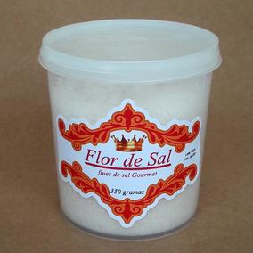 Sal - Flor De Sal Gourmet - 6 X Potes 350g