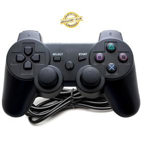 Controle Ps3 E Pc Com Fio Dualshock Playstation 3