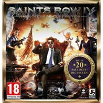 Saints Row Iv Game Of The Century Steam Cd Key Original Prom