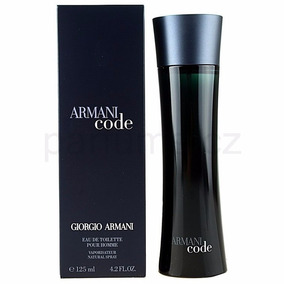 Perfume Armani Code 125ml Giorgio Armani Original Lacrado