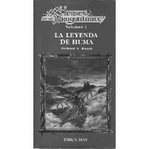 Dragonlance - La Leyenda De Huma - Libro