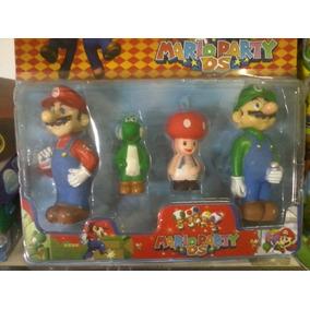 Juguetes Set De Mario Bros Disponible