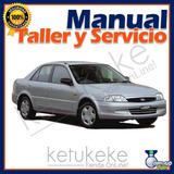 Manual De Taller Y Servicio Ford Laser 2002-2004