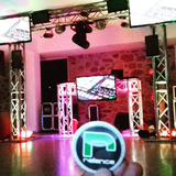 Alquiler De Sonido,truss,djs,pantallas,led,luces Robot,minit
