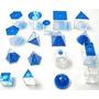 Figuras Geométricas En Acrílico, Cubos, Conos, Cilindros Etc