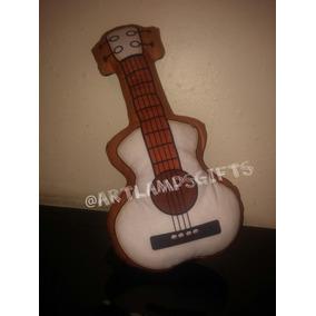 Peluche - Cojin Guitarra