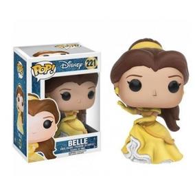 Boneco Funko Pop - Disney - Belle #221 Original Envio Já