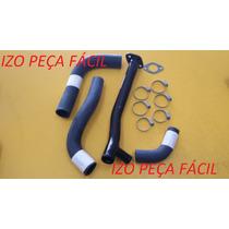 Tubo D.agua Motor+mangueira+abraç (kit) 147 Uno/premio