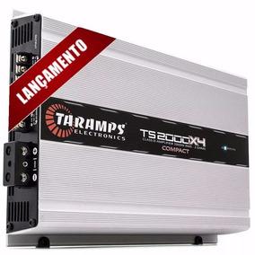 Módulo Digital Ts-2000x4 4 Canais Rms 2 Ohms Taramps