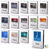 Fab Filter Total Bundle | Plugins De Audio Vst | Aax | Rtas