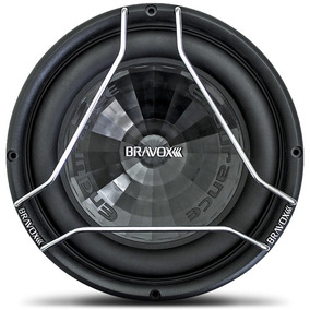 Subwoofer Bravox Endurance 800w E2k 12 D4 4+4 Super Oferta