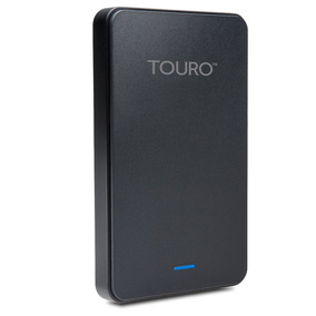 Disco Rigido Externo 500gb Hitachi Touro Portatil Mexx
