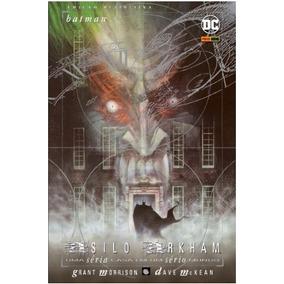 Hq-batman - Asilo Arkham - Uma Séria Casa Em Um Sério Mundo