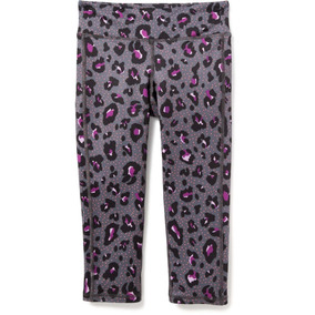 Leggins Para Niña Old Navy Gray Leopard 825746 M(8)