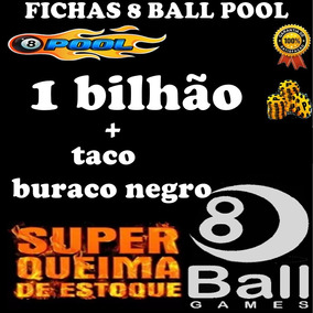 Fichas 8 Ball Pool 1 Bilhão