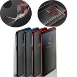 Funda Ultra Slim Transparente S6 S7 Edge S8 S9 Plus Note 8 5