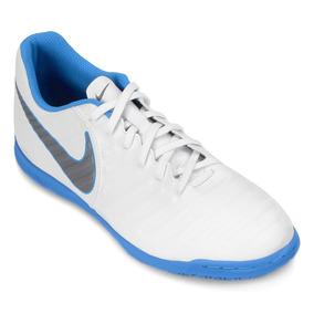 Branco Chuteira Nike Tiempo Natural 4ic Futsal Preto - Chuteiras no ... a919a83ef752b