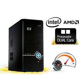 Pc Armada Dual Core 4 Gigas Ram Hd 500g Kit Soft