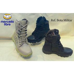 Negras Libre En Gris Mercado Oscuro Hombre Militares Zapatos Botas 1x5Uwzpq5