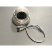 Câmera Hd Dome Plastico 720p 1mp Ir 20m