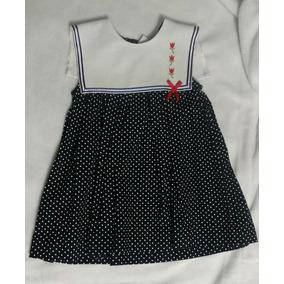 Vestido Marinera Niña 2 Años
