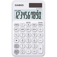 Calculadora Casio Sl-310 Blanco