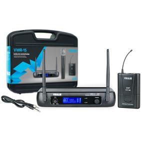 Transmissor Para Instrumentos Vokal - Vwr15t