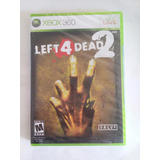 Left 4 Dead 2 Xbox 360 Nuevo Sellado 1a Edicio For Trqs L4d