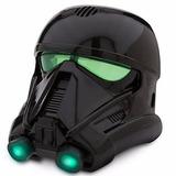 Star Wars Casco Trooper Rogue One Distorsión Disney Store