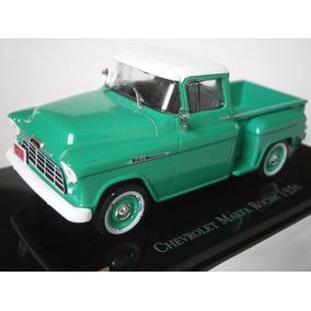Chevrolet Pick Up Apache 1956 Edición Limitada Ixo 1/43