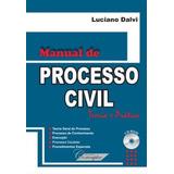Livro Manual De Processo Civil Teoria E Pratica + Expert