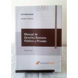 Costa - Manual De Derecho Romano Público 3a. Edicion2017..
