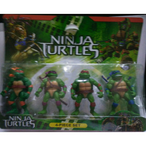 Bonecos Tartaruga Ninja Coleção Completa