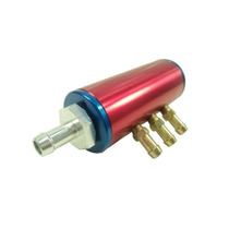 Flauta De Combustivel Divisor Com Filtro Interno