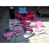 Montable Electrico Partes Para Jeep Power Wheels Barbie.